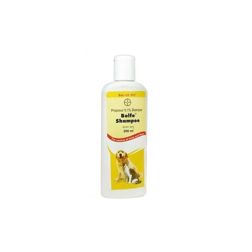 Bolfo Shampoo 200ml Propoxure