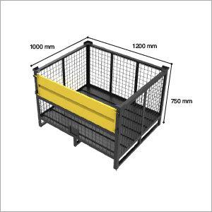 Cage Bins