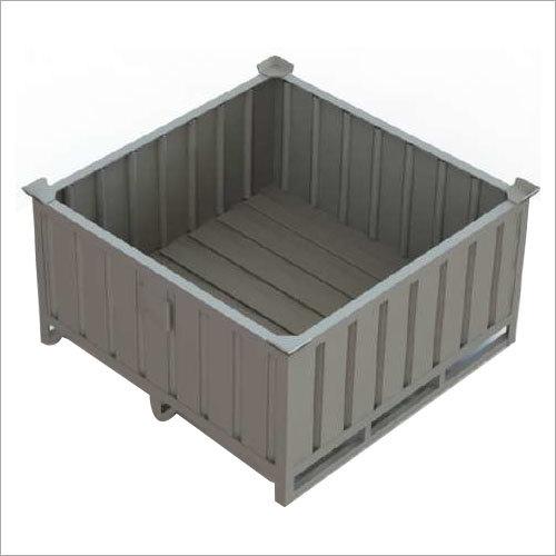 Industrial Steel Box