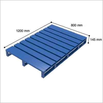 Metal Single Deck Pallet