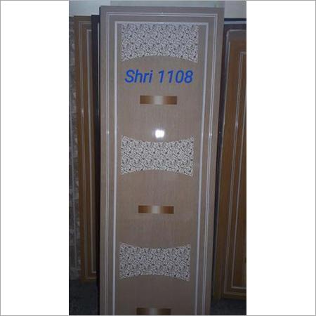 PVC Bathroom Door