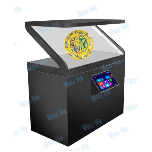 86inch 180 Degree Interactive Sing Sided Hologram Display