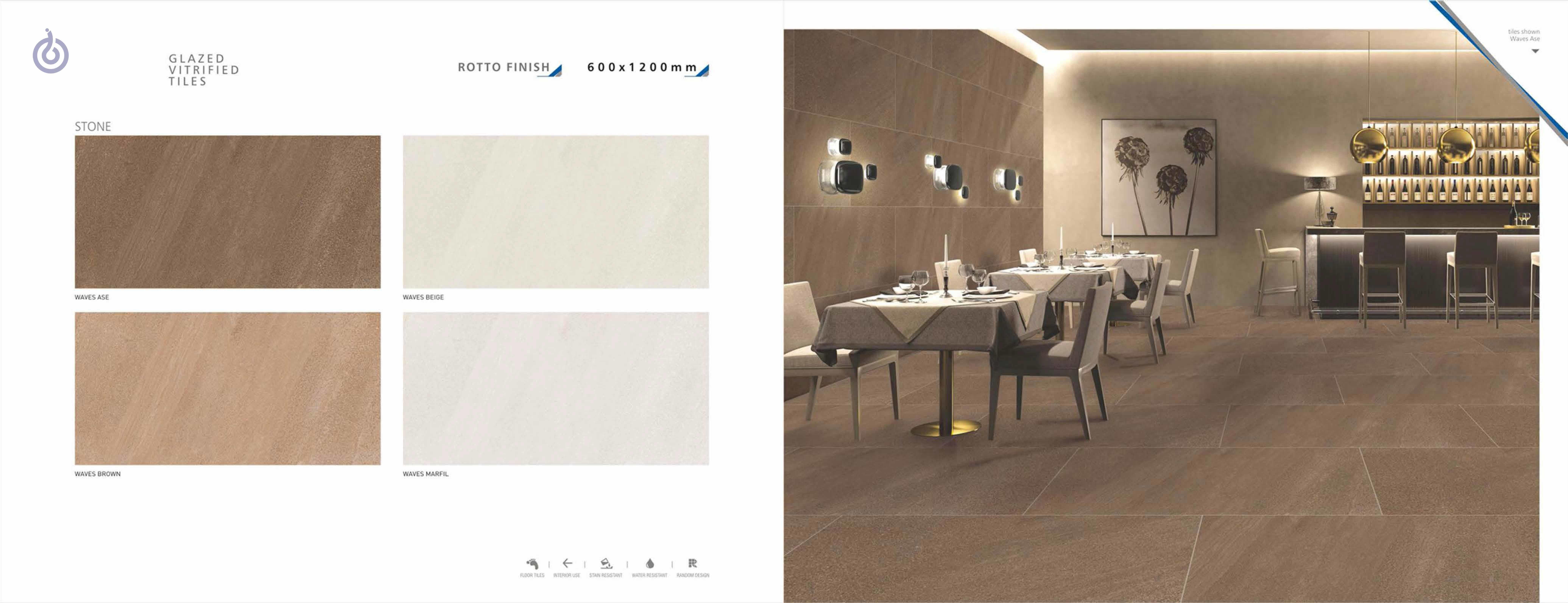 Designer Porcelain Tile Manufacturer, Supplier, Exporter