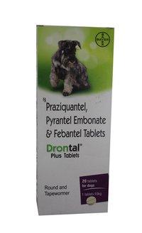 Drontal 20ml Puppy-PYRANTEL EMBONATE& FEBANTEL