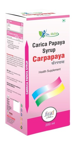 Carica Papaya Syrup