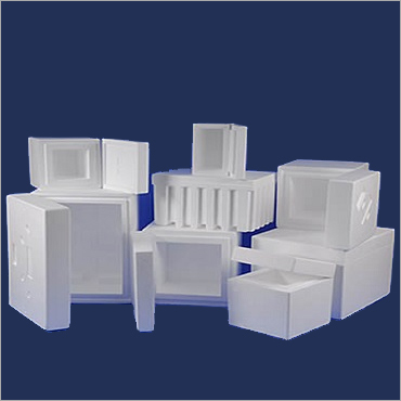 EPS Shape Molded Thermocol Packaging