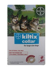 Kiltix Collar  Large Propoxur And Flumethrin