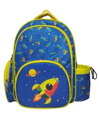 Rocket Printed Kids school bag