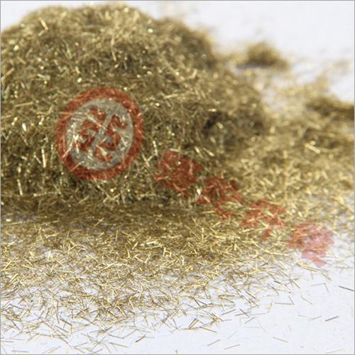 Copper Staple Fiber