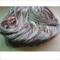 Embossed Fiber Filament Yarn
