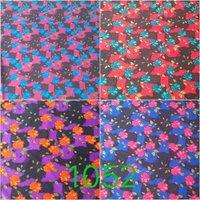 Plain, Embossed & Printed Lycra Velvet Fabrics