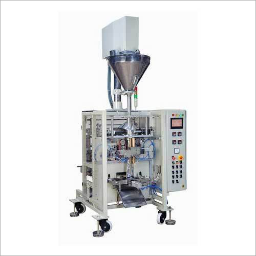 Collar Type Pouch Packaging Machine