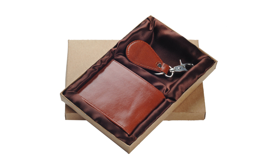 Vt Leather Gift Set