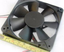 Low power high Air Flow Fans