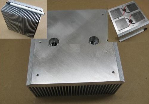 Thermoelectric Generator Heat Sink