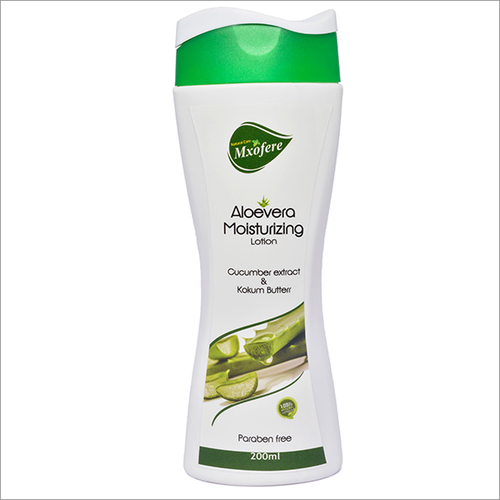 Aloevera Moisturizing Lotion with Cucumber Extract
