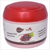 Grapes Wine Scrub