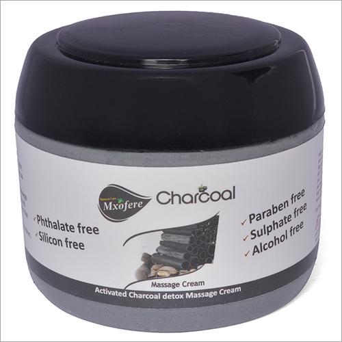 Charcoal Massage Cream