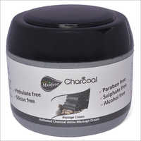 Charcoal Massage Cream