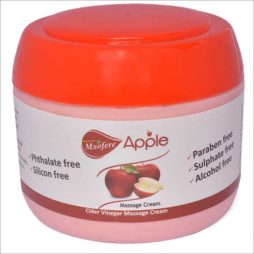 Apple Massage Cream