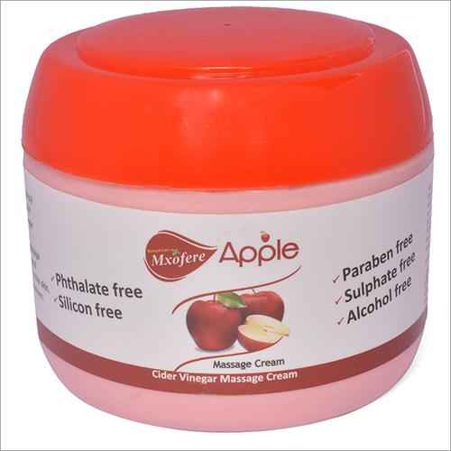 Apple Massage Cream