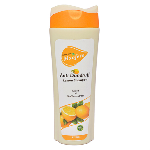 Anti Dandruff Lemon Shampoo