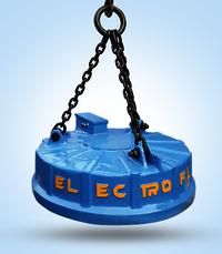 Excavator Magnet