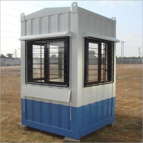Modular Security Cabin