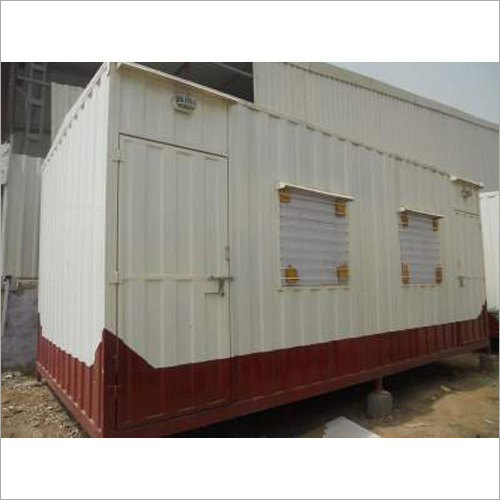 SS Portable House