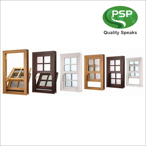 Laminate UPVC Door