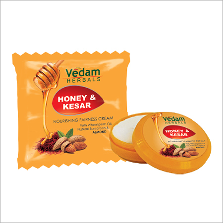 Nourishing Fairness Cream (Honey & Kesar)