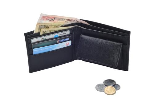 Gents Leatherite Wallet (X803)