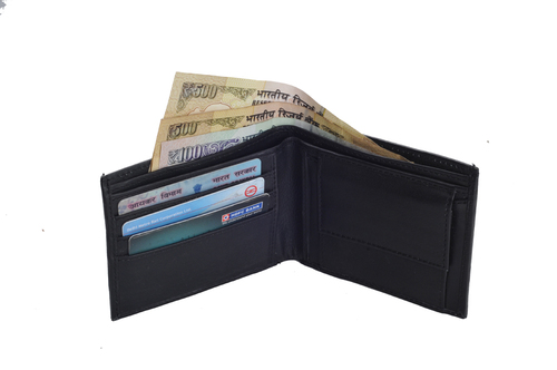 Gents Sheep Leather Wallet (X804)