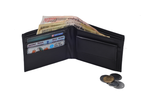 Gents Leather Wallet (X805)