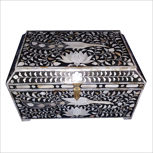 Bone Painted Box