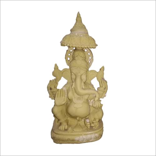 Wooden Handicraft Ganesh Statue