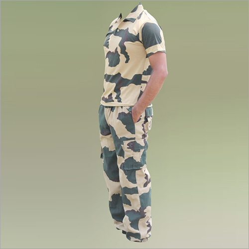 BSF Officer Uniform