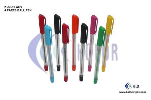 WRV 4 parts Ball Pen