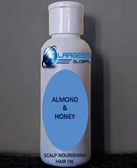 Almond Honey Hair Oil