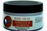 Apricot Almond Moisturizing Cream