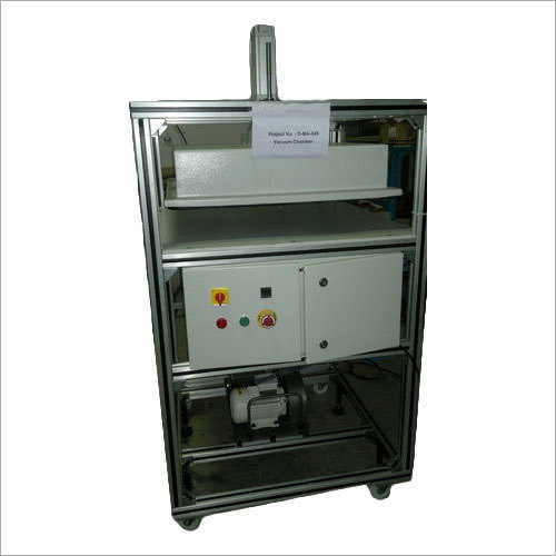 Single Tray Vacuum Chamber