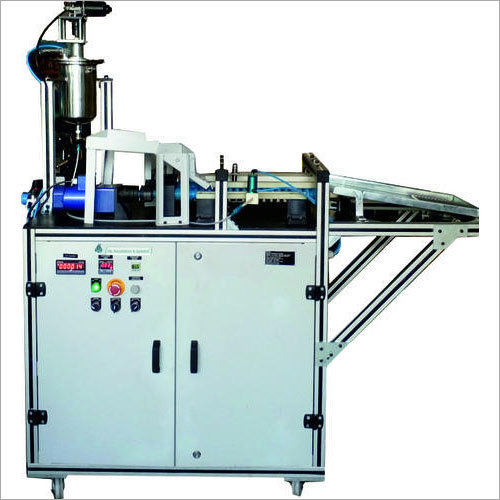 Screw Coating Machine