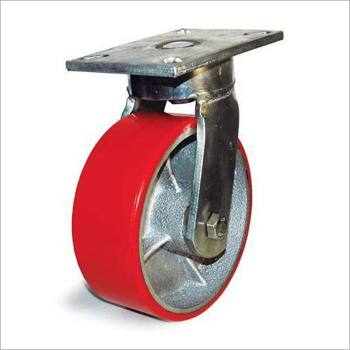 Forged Steel Extra Heavy Duty Casters Wheel