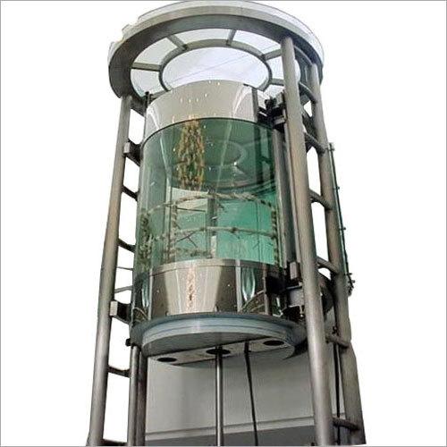 Cylindrical Capsule Elevator