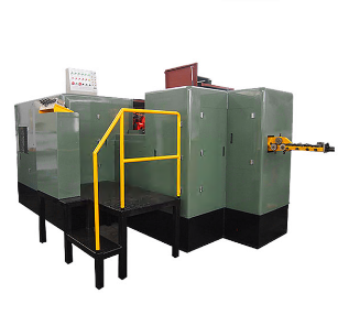Multi-Station Bolt Cold Heading Machine