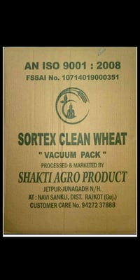 Export Quality Wheat