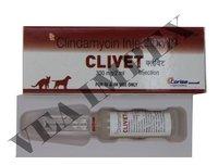 Clivet 300mg/2ml Clindamycin