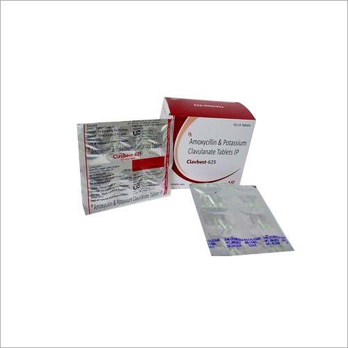 CLAVBEST- 625 TABLETS