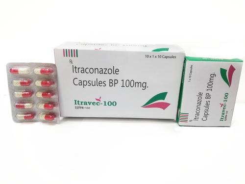 Itraconazole-100mg Capsules