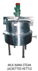 Sream Jacketted Kettle